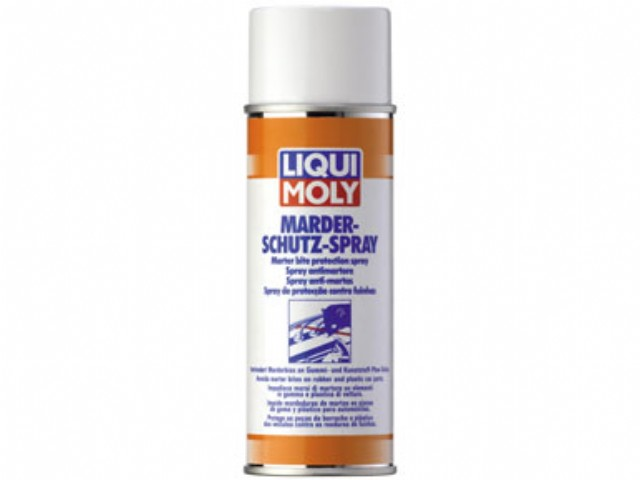 liqui moly anti rodent marder spray 200ml green. Black Bedroom Furniture Sets. Home Design Ideas