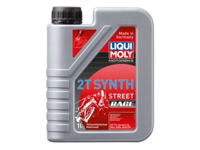 Liqui Moly Synth 2t Race 1l Green Machine Store